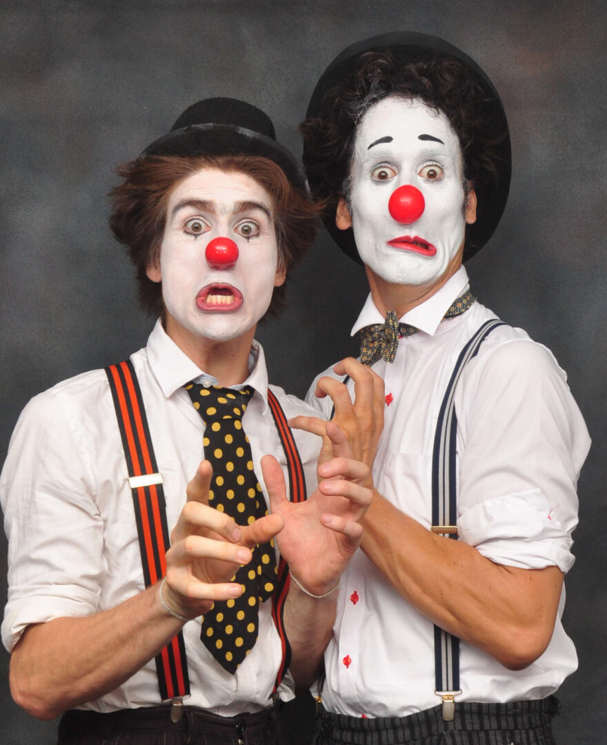 SCHEPPE & BOKO (Kinder Zaubershow)