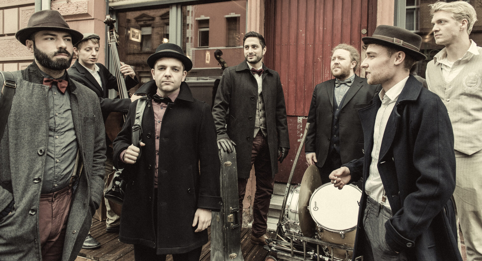 The Huggee Swing Band (DE)