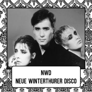 NWD – Neue Winterthurer Disco, DJ Zart Strøm (AG)