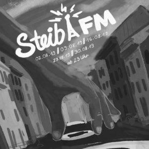 Steibi FM – Feel Good Tunes, Ibrahim Bassiv (Winti)