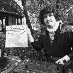 DJ Booty Carrell (Hamburg/Golden Pudel)