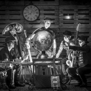 Tony Dynamite & The Shootin' Beavers (SH)